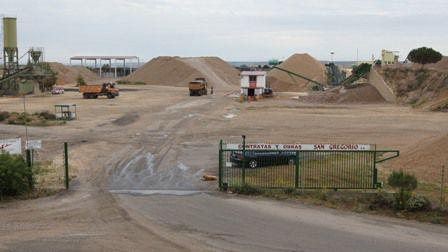 planta residuos construcción y demolición CyL