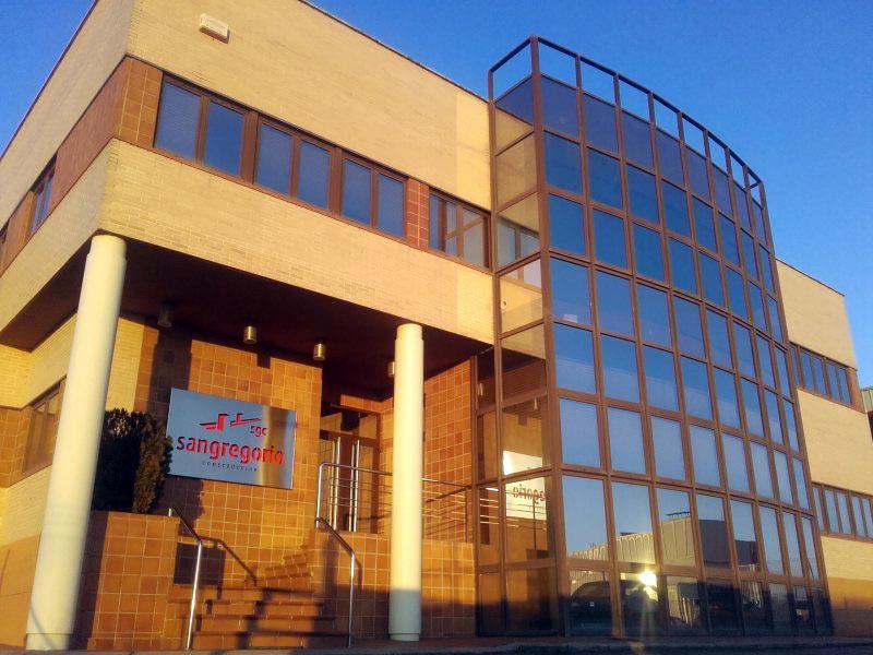 San Gregorio oficinas