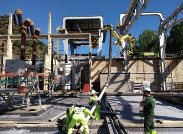 Contratos de mantenimiento con Iberdrola Generación Hidráulica e Iberdrola Renovables España en Castilla y León y Extremadura en las cuencas del Duero y del Tajo