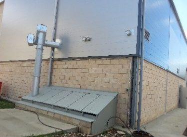 Instalación Térmica Centralizada con Biomasa para Calefacción en Pedrosa de Valdeporres, Burgos