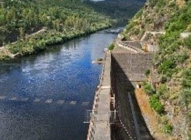 Servicio de conservación y mantenimiento de obra civil en las presas de Iberdrola situadas en el Duero bajo y Tajo alto